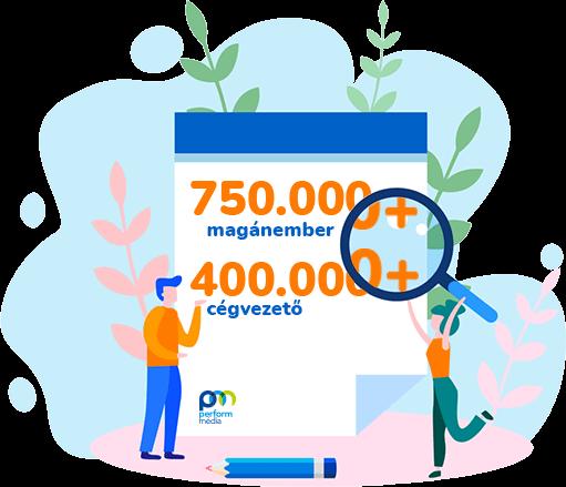 eDM fogyasztói adatbázis
